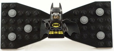 Batman Lego Bow Tie by Bowspoke. Check out his Etsy