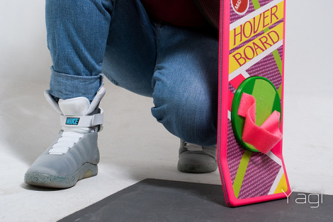 Back to the Future, Hover Board, Tips for the Inventor,