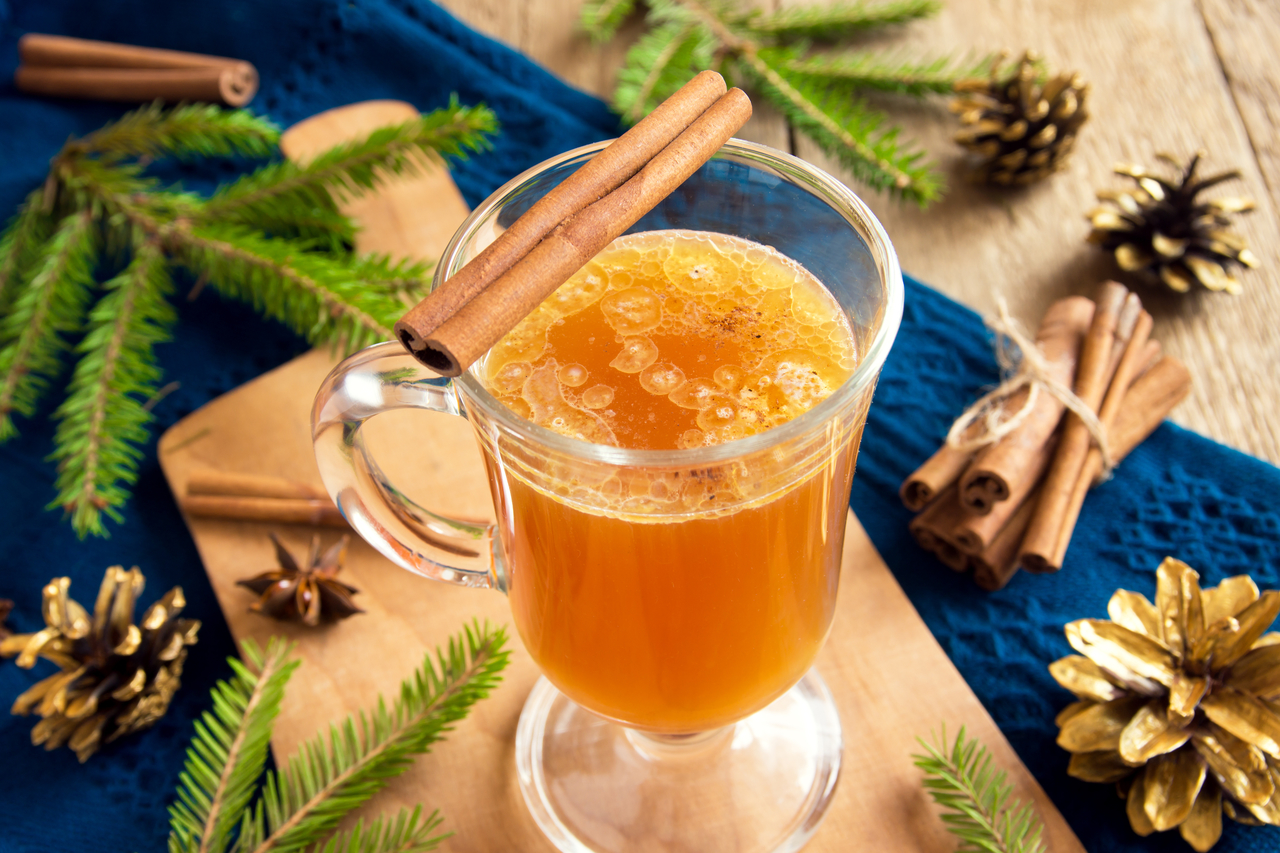 January Cocktail: Hot Buttered Rum