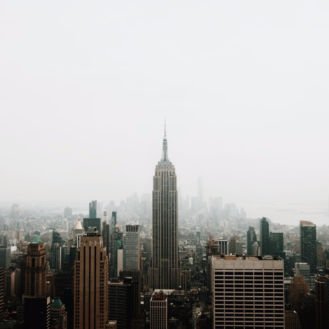 10 places every man should visit, New York,
