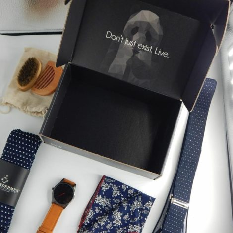 Top Shelf Gift Box for Men: Perfect for Any Gent - 20% Off Limited Time Only