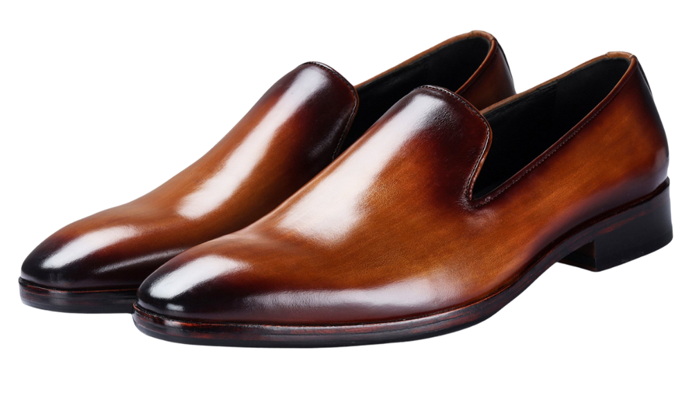 business casual mens loafer shoes