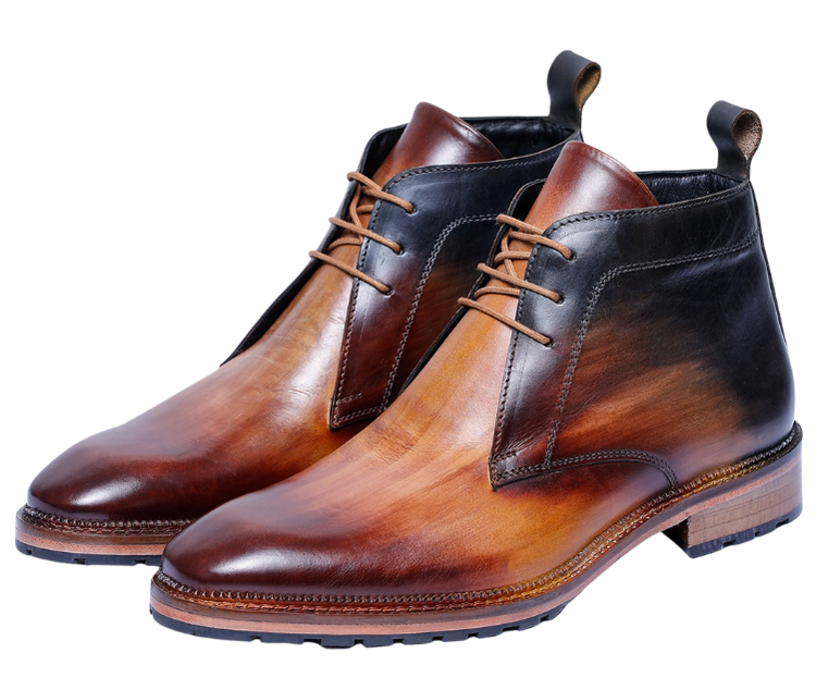 business casual mens chukka boots and shoes